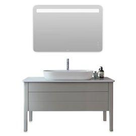 Composizione bagno Luv con specchio L 139 cm