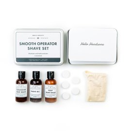 Smooth Operator Shave beard kit