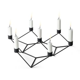 POV table candle holder