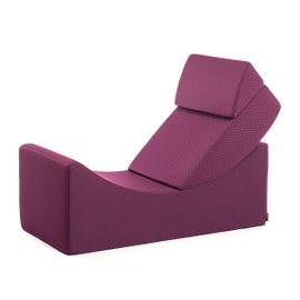 Chaise longue Moon