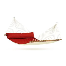 Alabama king-size hammock with spreader bars