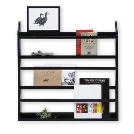 Seaside book rack