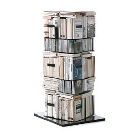 Ptolomeo X4 Kit C 110 bookcase - 5 shelves