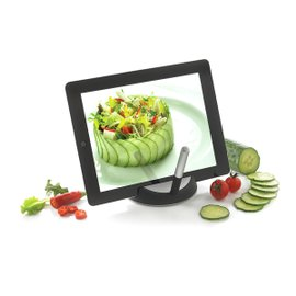 "Supporto per tablet ""Chef"" con penna touch"