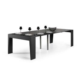 Tavolo A Consolle Apribile.Tavoli E Consolle Allungabili Qualita E Design Lovethesign