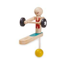 Gioco Acrobata Sollevamento peso