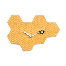 Time2Bee wall clock