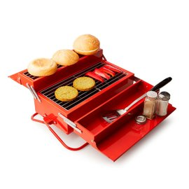 Barbecue Tool Box
