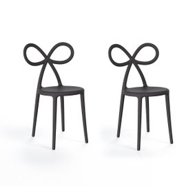 Ribbon chairs - set of 2