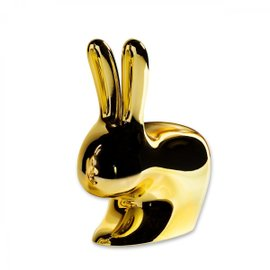 Rabbit Chair Gold - old