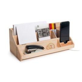 Portabottiglie e organizer da scrivania Desk Topper
