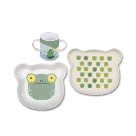 Servizio per la pappa Froggy Kids