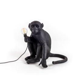 Lampada da esterni Monkey seduta