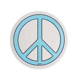 Specchio rotondo Peace