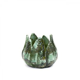 Feuille Long small vase