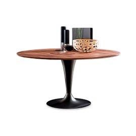 Flute round table Diam. 120 cm