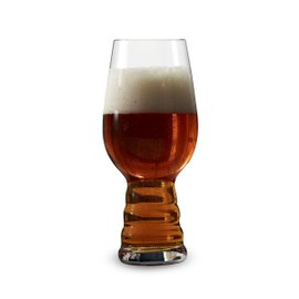 4 Ipa craft beer glasses
