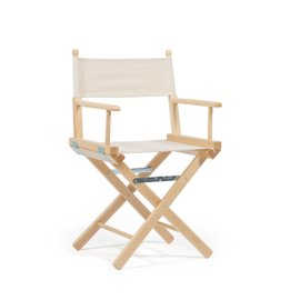 La Classica Natural director's chair
