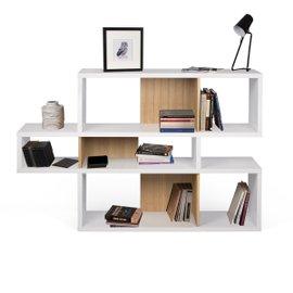 Bibliothèque London 001 blanche