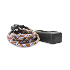 Extension cord 3-way - Multicoloured