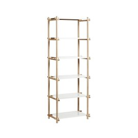 Libreria Woody Column High