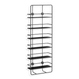 Coupe vertical shelf