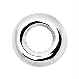 Multipurpose centerpiece Rondel 27 inox