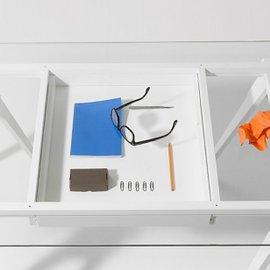 Cassetto per scrivania Arco - bianco