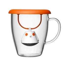 Birdie tea infuser