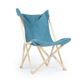 Tripolina Mediterraneo Natural folding chair