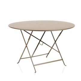 Bistro round table dia.117 cm matte