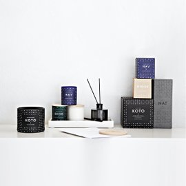 Koto scented candle 600 gr
