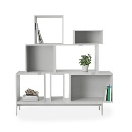ModuA' Stacked Shelfing Systems Podium