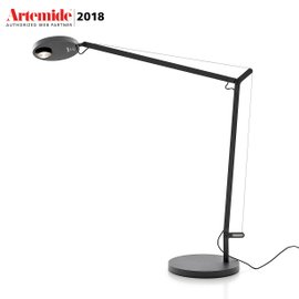 Demetra Professional table lamp with presence detector