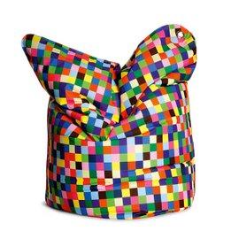 Pouf Fashion Happy pixel