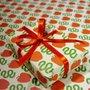 "Gift wrap ""Clodomiro"""