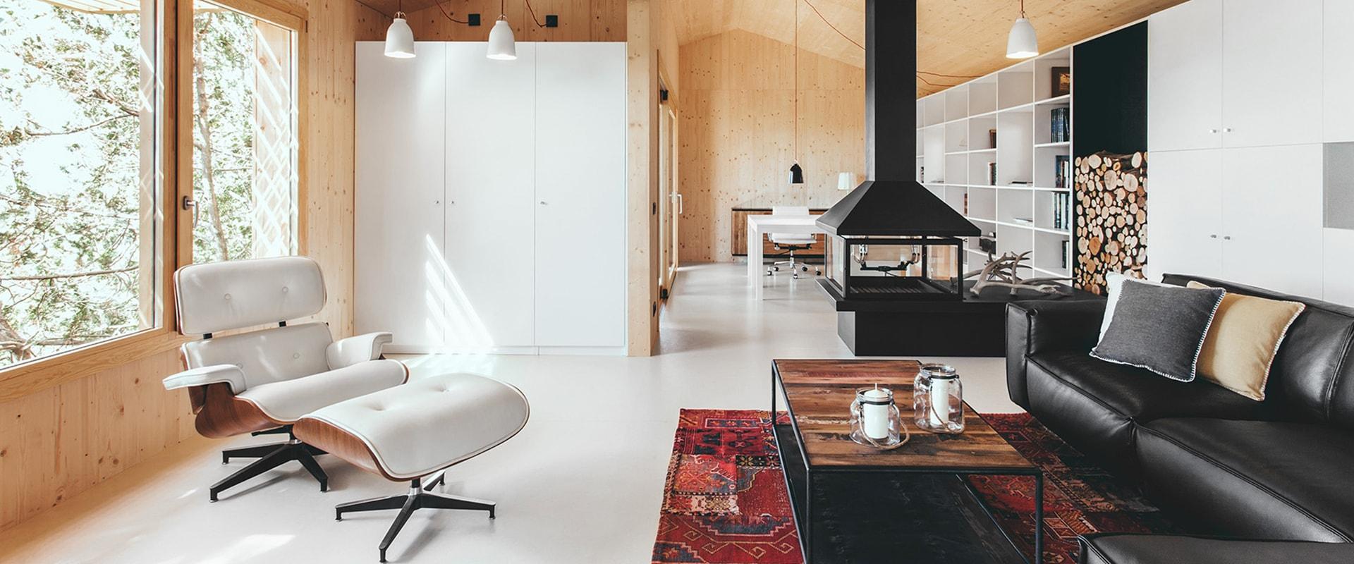 Scola di Duravit, la soluzione compatta per la casa prefabbricata di Dom Arquitectura