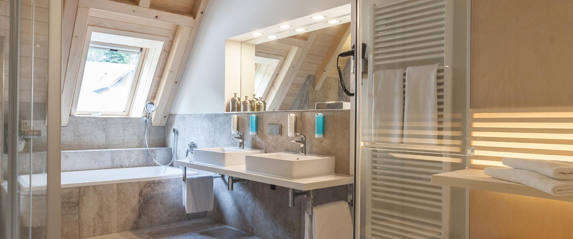 Duravit e l'arredo bagno moderno: sentirsi a casa anche in hotel