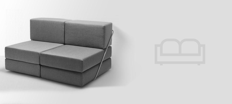 Scegli il tuo nuovo divano letto di design lovethesign for Nuovo arredo divani letto