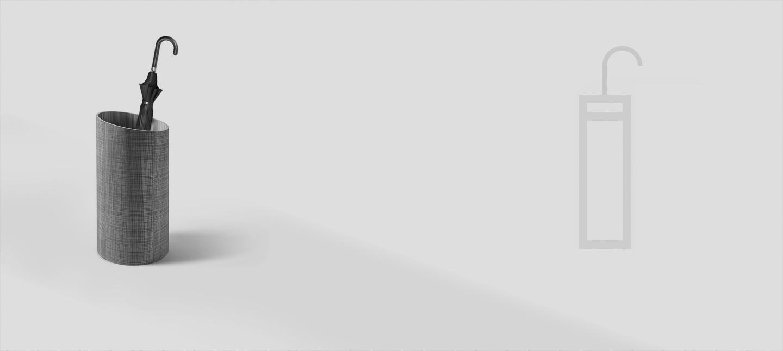 Portaombrelli di design per l 39 ingresso acquista online for Amazon portaombrelli