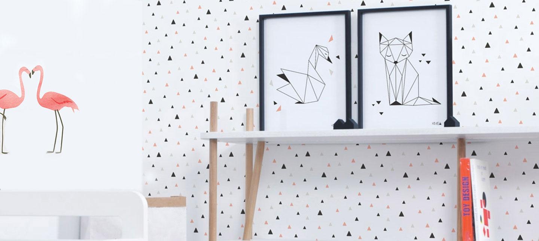 Muri Camerette Per Bambini decorazioni per la cameretta di neonati e bambini | lovethesign