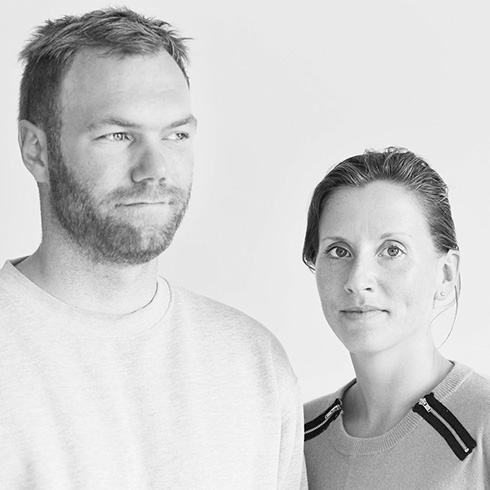 Tor & Nicole Vitner Servé