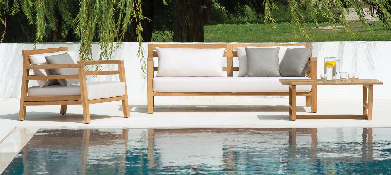Arredamento esterni mobili per terrazzo e giardino for Mobili per terrazzo
