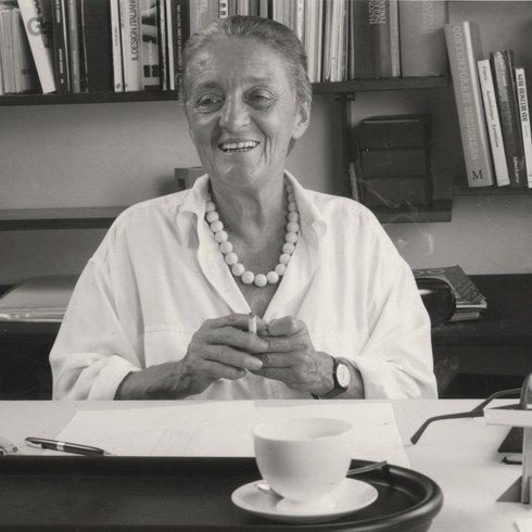 Anna Castelli Ferrieri