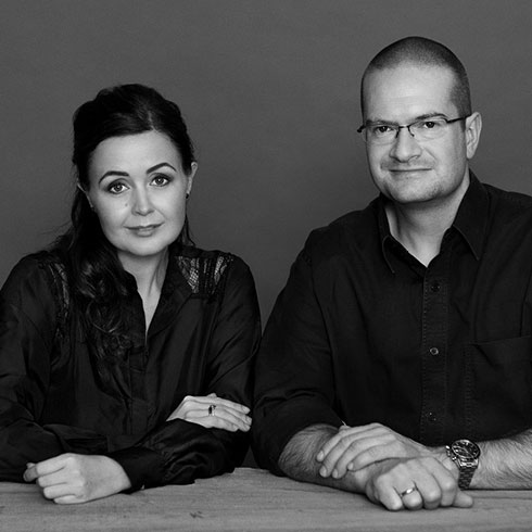 Anne Luise Due de Fonss & Anders Lundqvist