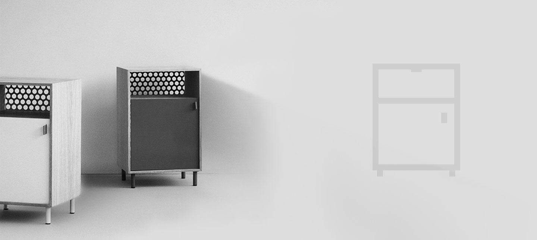 Comodini di design e cassettiere lovethesign - Cassettiere di design ...