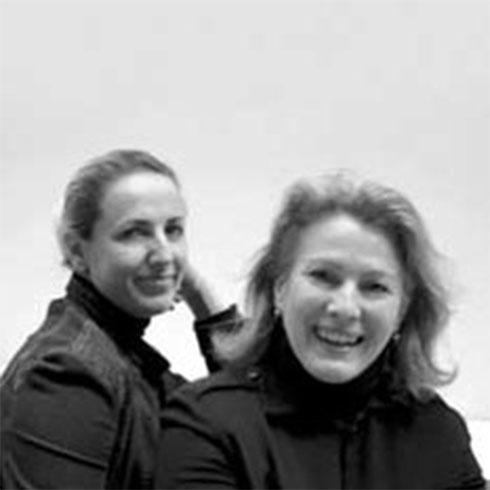 Patricia Urquiola e Eliana Gerotto