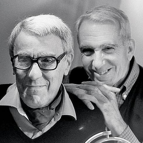 Franco Bettonica e Mario Melocchi