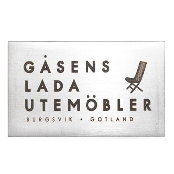 Gasens Lada Utemobler