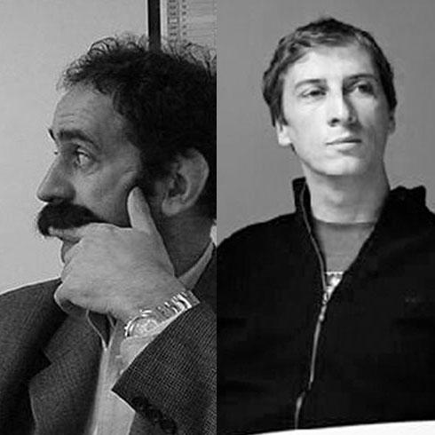 Angelo Micheli e Philippe Nigro